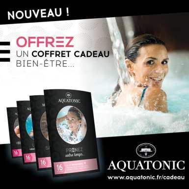 Offrir un cadeau Aquatonic