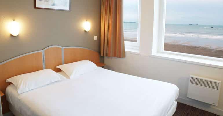 Le Jersey : Hôtel St-Malo