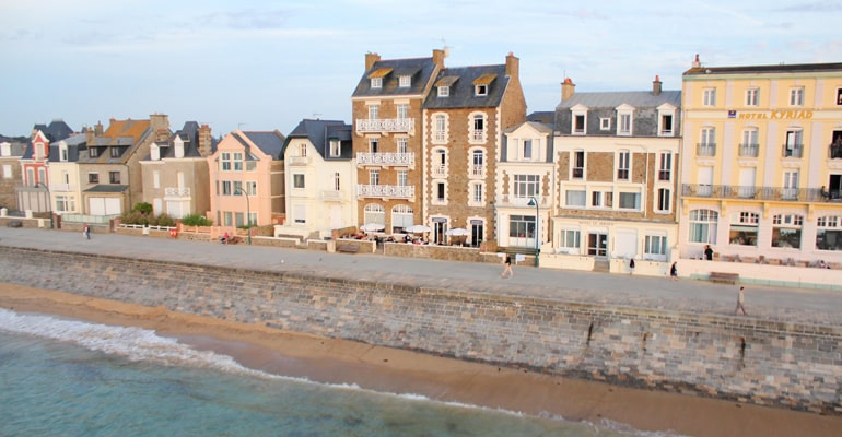 H tel le jersey destination saint malo - Hotel vietnam bord de mer ...