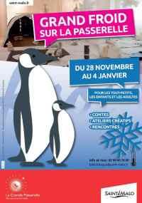 Animations Noël à Saint-Malo