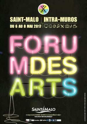 forum arts st malo
