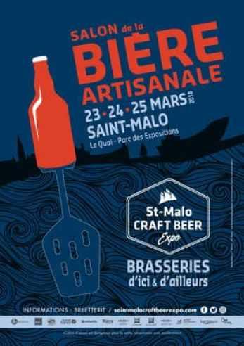 Le Salon de la bière à Saint-Malo