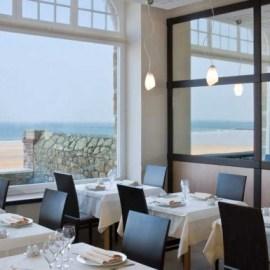 restaurant à St-Malo : L'Antinéa