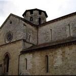 La chiesa vista dall'esterno