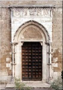porta centrale