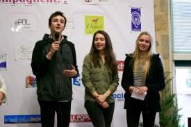 Jury du prix Panazô des lycéens