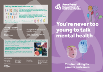 You're never too young to talk mental health