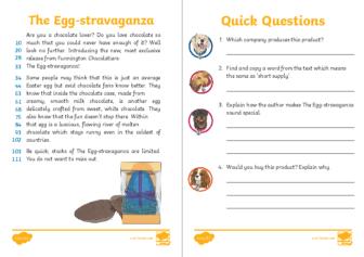 The Egg-stravaganza