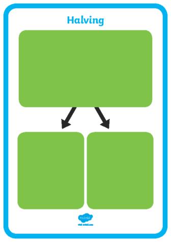 halving mat