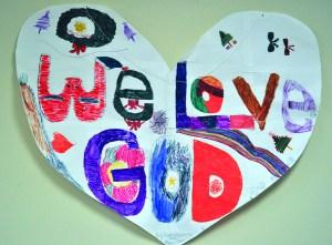 Love God RGB