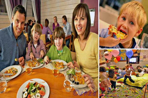 Good Places Kids Eat