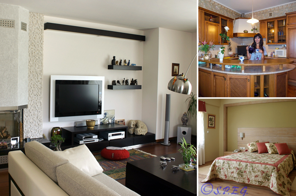 A Modern Style Apartment In St Petersburg Russia