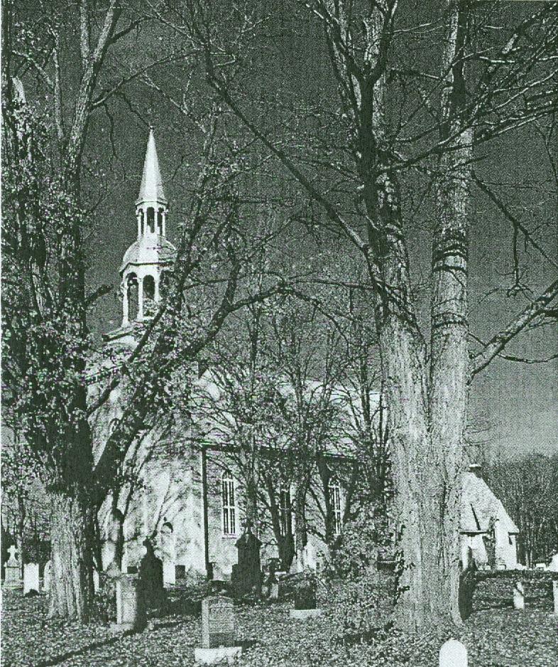 Dessin de l'église St-Stephen