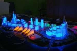 Макетирование единичных элементов и полномасштабных образцов