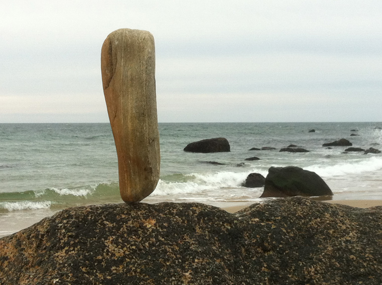 Balancing Life With Balanced Rocks Silverman Trykowski