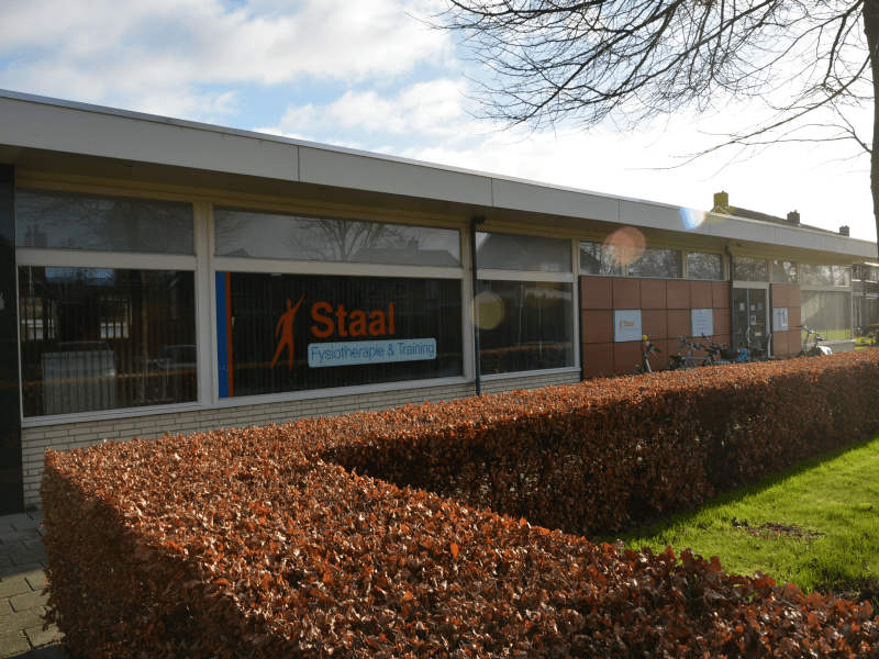 Front Staal Fysiotherapie