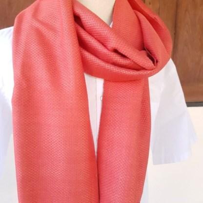 zuiver rode sjaal online kopen