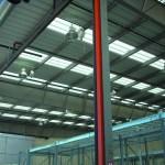 Iluminación Natural en Cubiertas y Muros Industriales 1