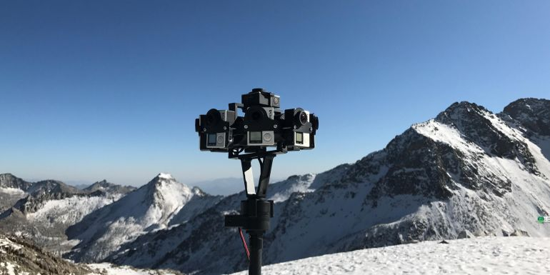 TG20 VR Stabilizer