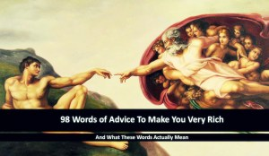 Dissecting The 98 Most Powerful Words That Can Make You Really Very Rich