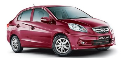 Honda Amaze Prices India