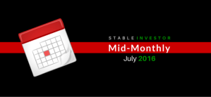 Stable Investor Mid-Monthly July 2016