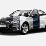 Audi A3 Colour Guide Prices