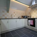 Self-catering cottage in Northumberland, Old Mill cottage kitchen