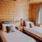 Stablewood Coastal Cottages Grey Heron Twin Room