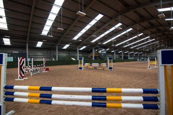 Alnwick Ford Equestrian Centre