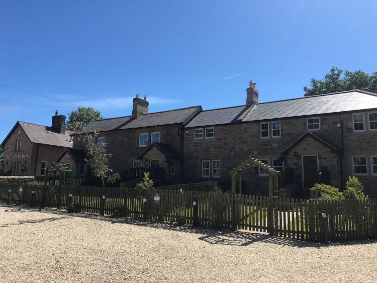Stablewood Coastal Cottages, pet-friendly cottages in Northumberland