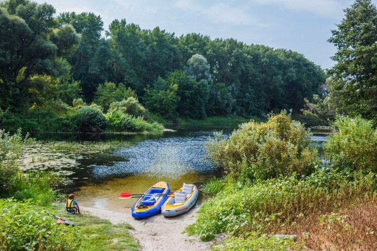 Northumberland Cottages Explore Kayaking