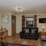 Stablewood Coastal Cottages Brent Goose Living Room Northumberland Cottages