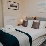 Stablewood Coastal Cottages Godwit Double Bedroom Northumberland Cottages