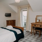 Stablewood Coastal Cottages Goosander Double Bedroom Northumberland Cottages