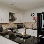 Stablewood Coastal Cottages Goosander Kitchen