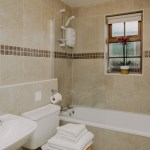 Stablewood Coastal Cottages Grayling Bathroom Northumberland Cottages