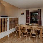 Stablewood Coastal Cottages Grey Seal Dining Room Northumberland Cottages