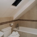 Stablewood Coastal Cottages Grey Seal Bathroom Northumberland Cottages