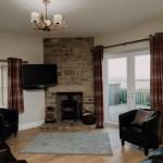 Northumberland Cottages Stablewood Coastal Cottages Pippistrelle Living Room