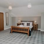 Stablewood Coastal Cottages Pippistrelle Master Bedroom Northumberland Cottages