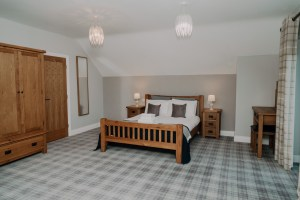 Stablewood Coastal Cottages Pippistrelle Master Bedroom