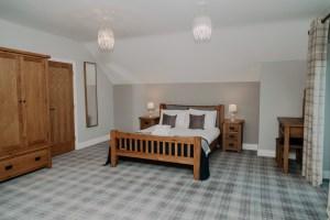 Stablewood Coastal Cottages Pippistrelle Master Bedroom