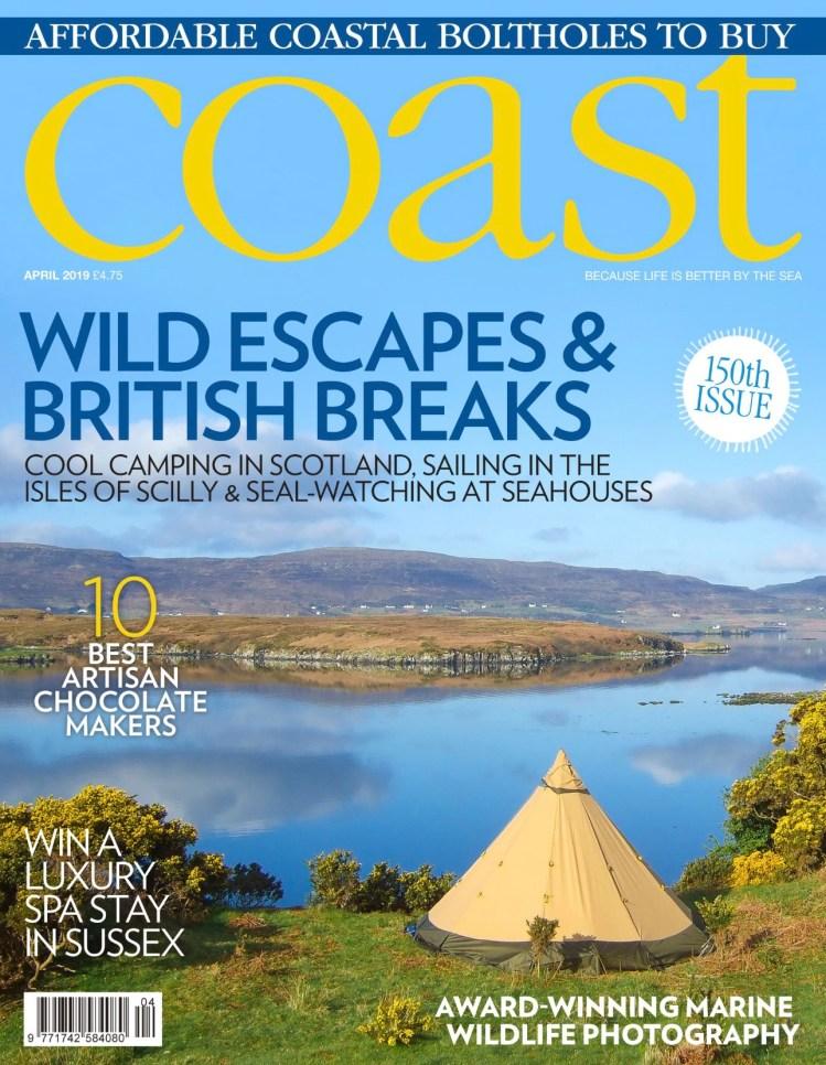 Coast Magazine Front Cover