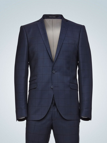 Nedvin wool suit