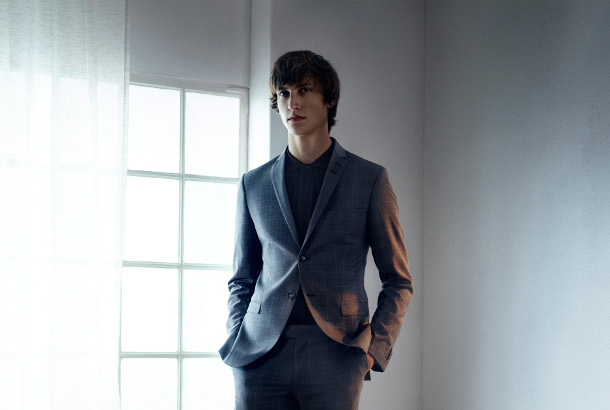 Tiger of Sweden Suits Menswear Staccato Men's Fashion Vancouver