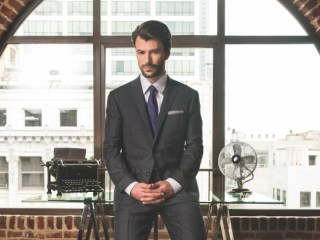 Paul Betenly Staccato Menswear Men's Fashion Suits