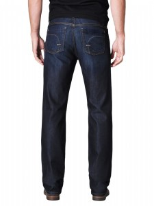 Staccato Menswear Vancouver Fidelity Jeans Calvary wash back 1a