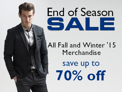 2015 End of Season Sale Staccato Menswear Suits Mens Fashion Weddings Special Occasions