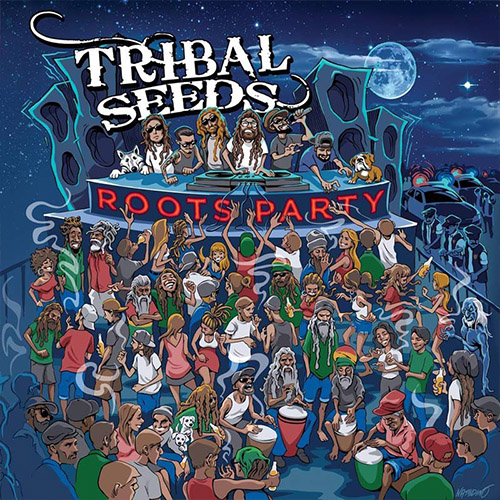 Tribal Seeds, Roots Party Review 2